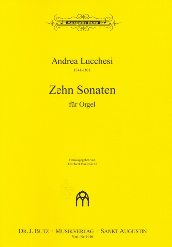 10 Sonaten: für Orgel