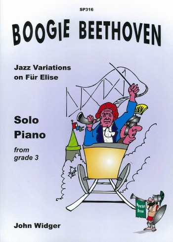- Boogie Beethoven : jazz