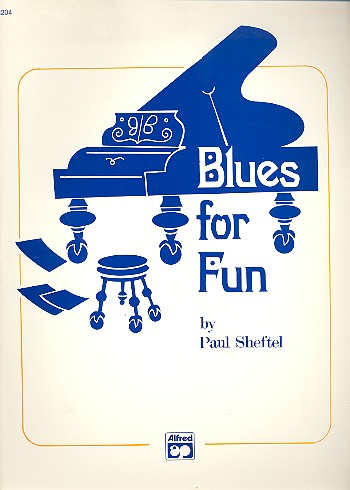 Blues for Fun: for piano