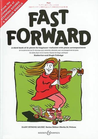 Colledge, Katherine - Fast forward : for violin and piano
