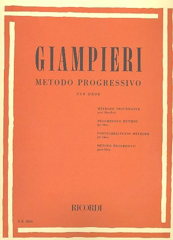 Giampieri, Alamiro - Fortschreitende Methode :