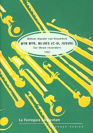 Bye bye Blues (C-U Jesus): for atb recorders