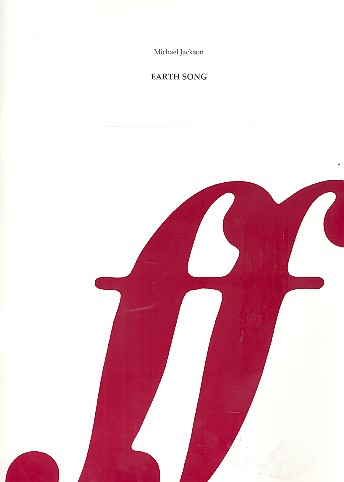 Earth Song: Einzelausgabe piano/vocal/chords