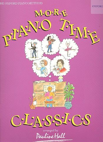 - More Piano Time Classics