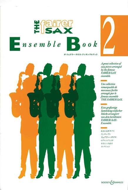 - The fairer Sax Ensemble vol.2 :