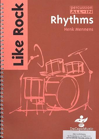 Like Rock Rhythms: Übungen für Schlagzeug