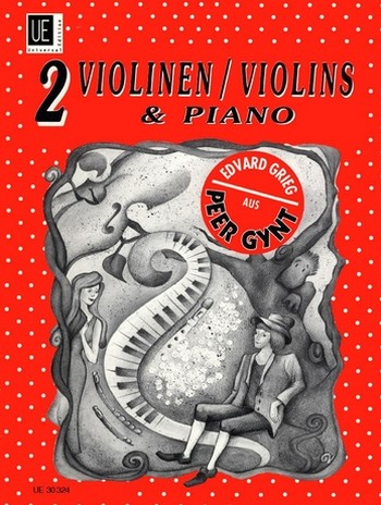 Grieg, Edvard Hagerup - Peer Gynt : Ausgewählte Stücke
