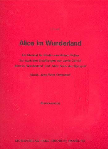 Alice im Wunderland : Musical für Kinder