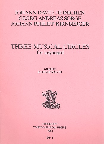 3 musical Circles: for keyboard
