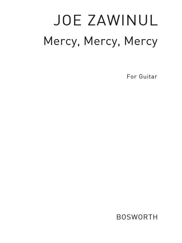 Zawinul, Josef - Mercy Mercy Mercy :