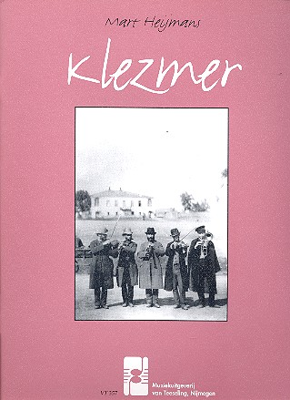 Heijmans, Mart - Klezmer : Album für Violine