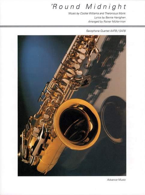 Williams, Cootie - Round Midnight : for saxophone