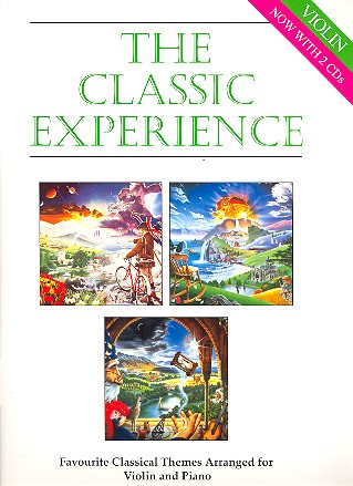 - The Classic Experience (+2 CD's) :