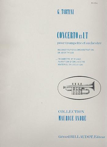 Concerto en ut pour trompette et