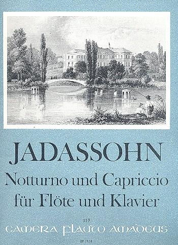 Jadassohn, Salomon - Notturno op.133 und Capriccio