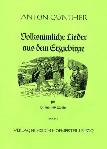 - Volkstümliche Lieder aus dem Erzgebirge