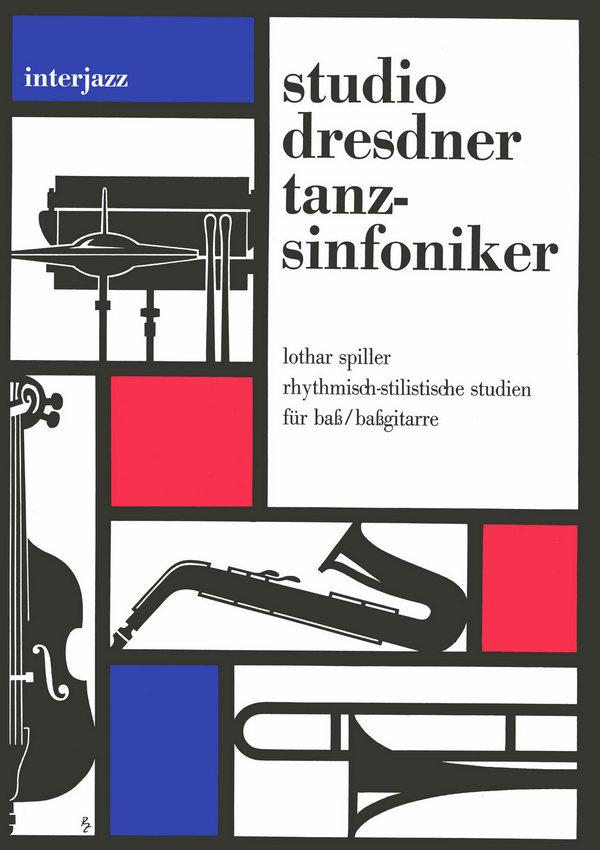 Rhythmisch-stilistische Studien Band 1: für Baß (Baßgitarre)