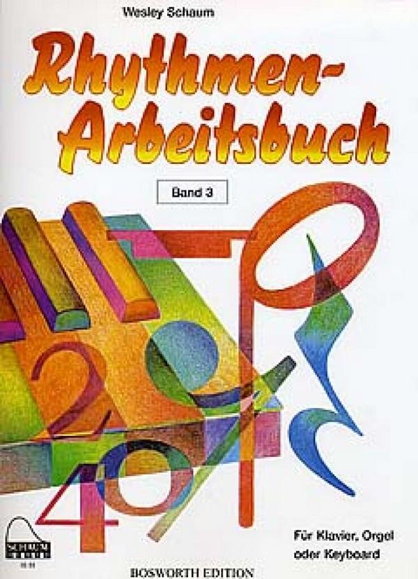 Schaum, John Wesley - Rhythm Workbook Level 2 (vol.3) :