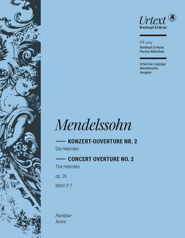 Mendelssohn-Bartholdy, Felix - Konzert-Ouverture Nr.2 op.26