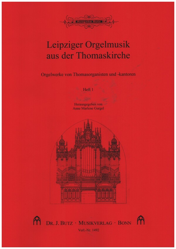 - Leipziger Orgelmusik aus der