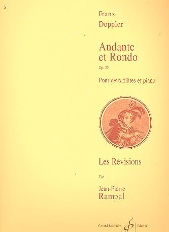 Doppler, Albert Franz - Andante et Rondo op.25 :