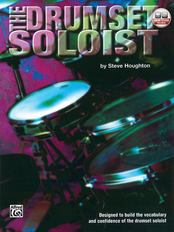 Houghton, Steve - The Drumset Soloist (+CD)