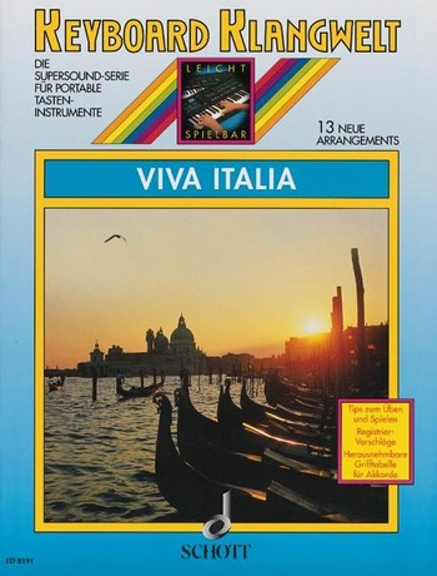- Viva Italia : für Keyboard