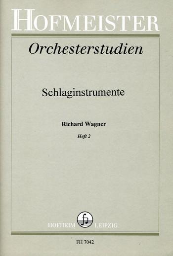 Orchesterstudien für Schlaginstrumente Band 2