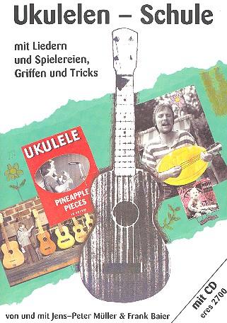 Ukulelenschule (+CD)
