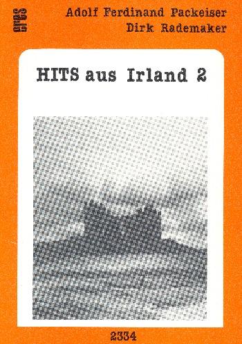 Hits aus Irland Band 2: für Combo Melodieausgabe mit Akkordsymbolen und Griffbildern