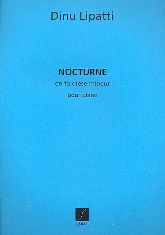 Lipatti, Dinu - Nocturne fa diese mineur :