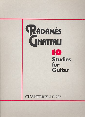 10 Studies: for guitar
