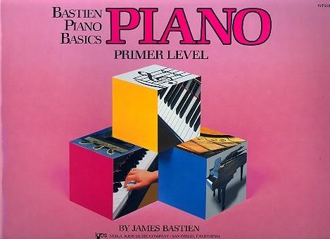 Bastien, James - Bastien Piano Basics Primer Level (en)