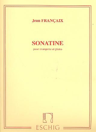 Sonatine: pour trompette et piano