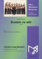 Komm zu mir: Polka für Blasorchester