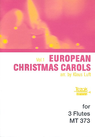 - European Christmas Carols vol.1 :
