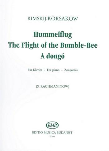 Rimski-Korsakow, Nicolai - A Dongo (Hummelflug) : für Klavier