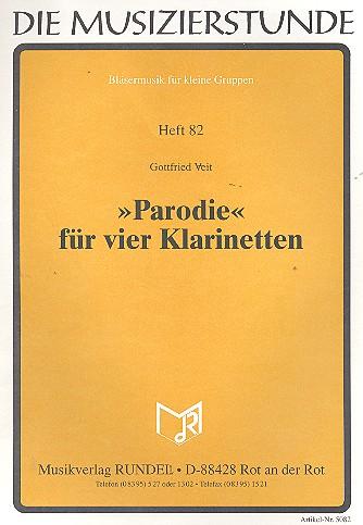 Veit, Gottfried - Parodie :