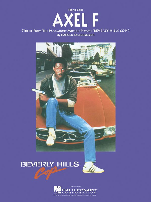 Faltermeyer, Harold - Axel F : Theme from Beverly Hills Cop