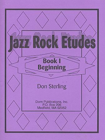 Jazz Rock Etudes vol.1 (beginning) for saxophone