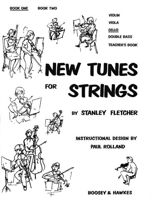 Fletcher, Stanley - New Tunes for Strings vol.1 :