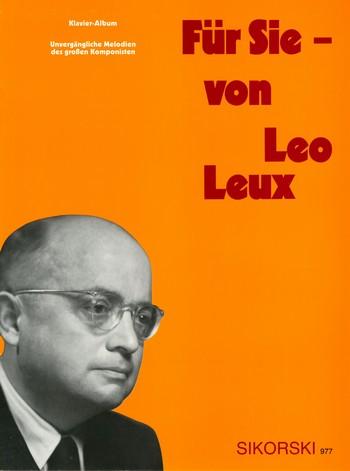 Leux, Leo - Für Sie von Leo Leux : Album