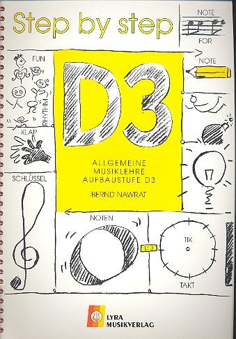 Nawrat, Bernd - Allgemeine Musiklehre Aufbaustufe D3 :