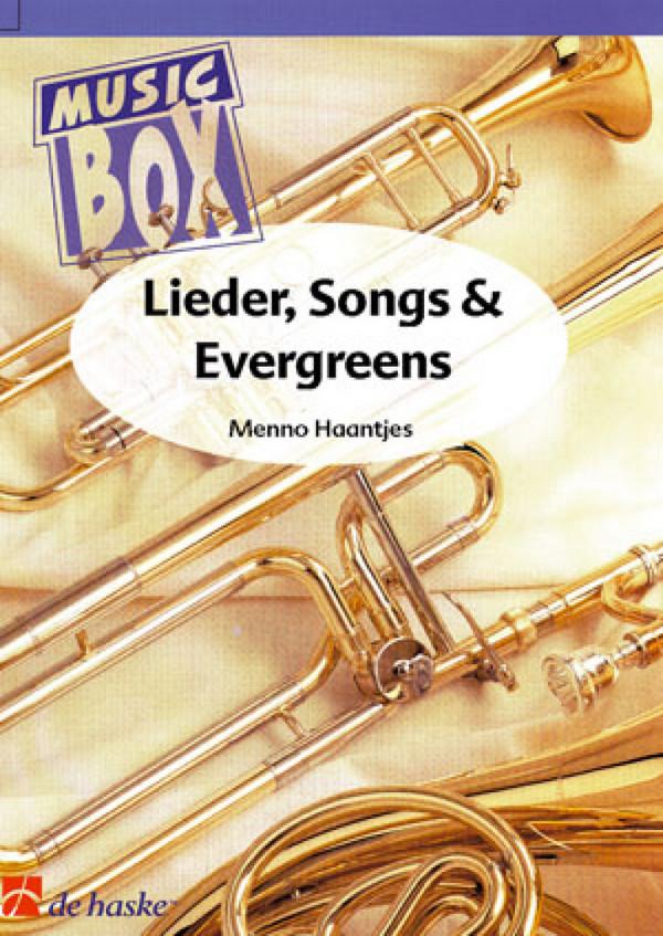Haantjes, Menno - Lieder, Songs und Evergreens :