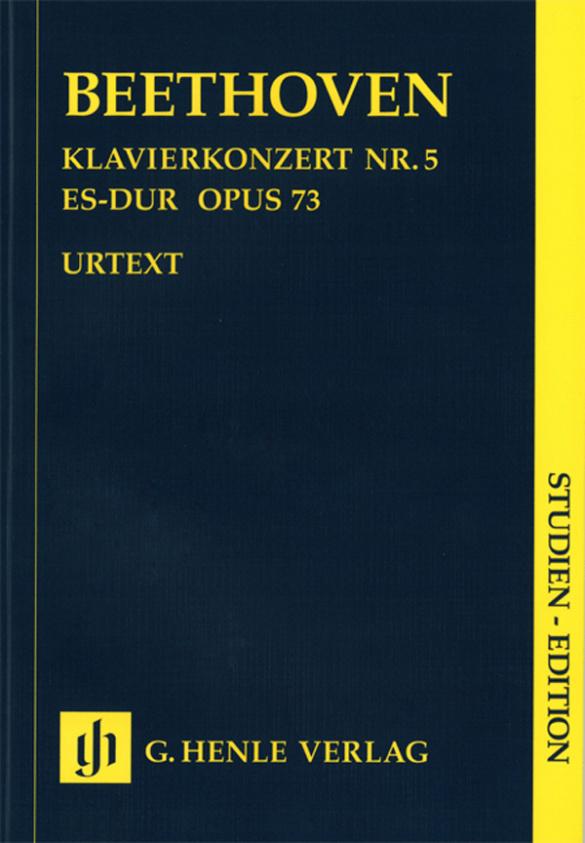 Beethoven, Ludwig van - Konzert Es-Dur Nr.5 op.73 :