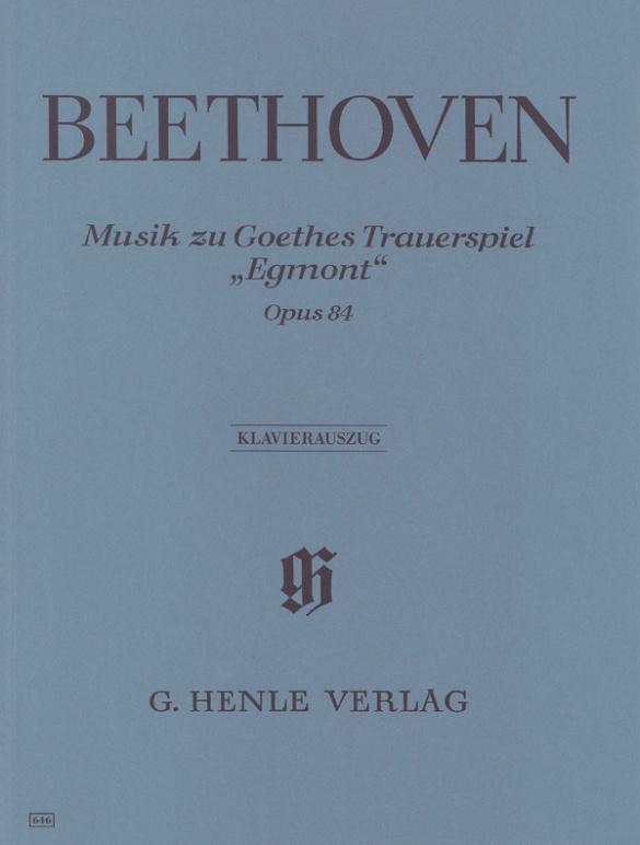 Beethoven, Ludwig van - Musik zu Goethes Trauerspiel