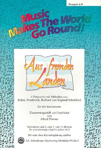 Aus fremden Landen: für flexibles Ensemble Trompete