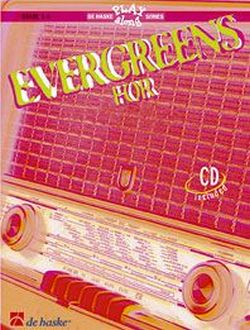 EVERGREENS (+CD): FOR Bb CLARINET MASHIMA, T., ARR.