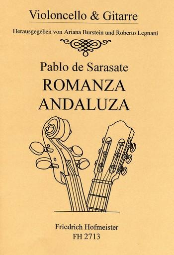 Sarasate, Pablo de - Romanza andaluza op.22,1 : für