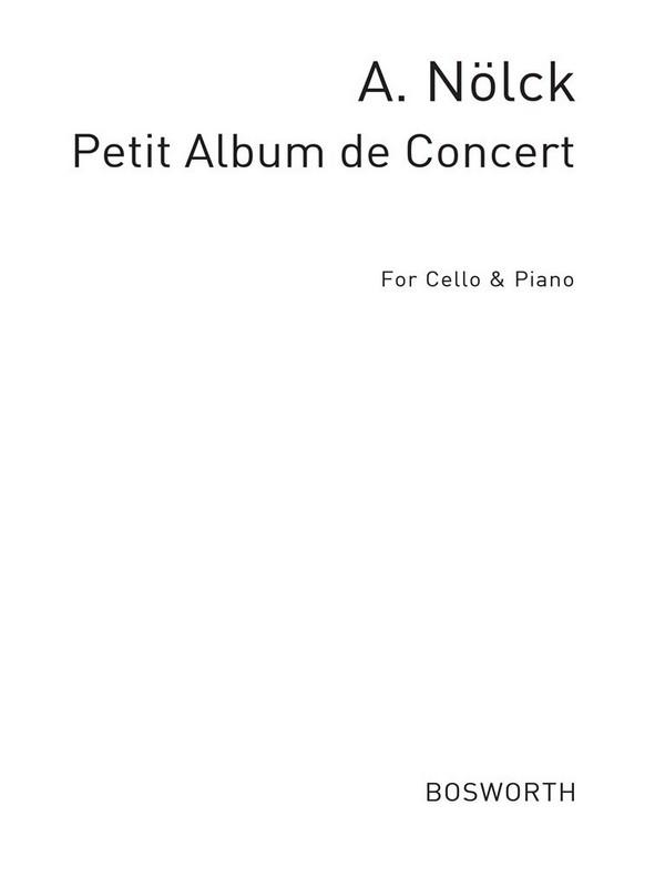 Nölck, August - Petit album de concert :